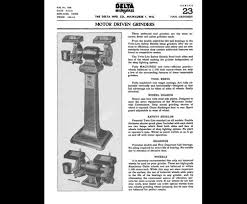 Dayton Bench Grinder Manual Other Grinding Industrial Library