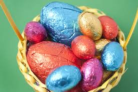 free stock photo 7890 brightly coloured easter eggs freeimageslive