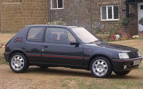 peugeot cars 1985 peugeot 205 gti specs 1984 1985 1986 1987 1988 1989 1990