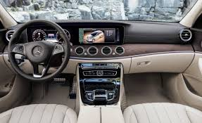 mercedes e station wagon the e class receives the crossover treatment car and