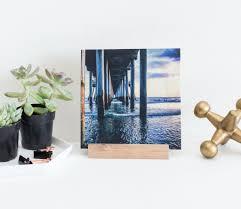 print on wood 6 x 6 custom photo on wood woodscape print wood wall