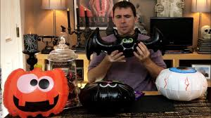 halloween review pt 1 2 inflatable characters from the dollar