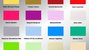 dream paint color psychology 16 concept home living now 65638
