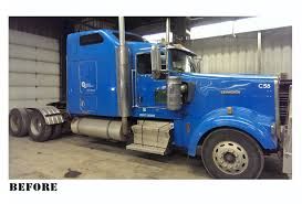 kenwood truck they don u0027t all start out beautiful db kustom trucks