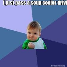 Why You No Meme Generator - meme creator i just pass a soup cooler driving volvo you no meme