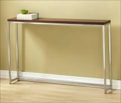 Small Oak Console Table Furniture Fabulous Super Skinny Console Table Small Glass