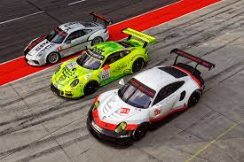 porsche racing colors we drive all the new porsche 911 race cars from tradition to