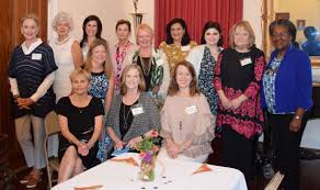 woman u0027s club of auburn inducts new members community oanow com