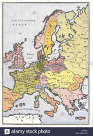 Map Central Europe by Map Europe Central Europe 1809 After A Contemporary Map By J B