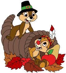 disney thanksgiving clip cliparts