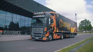 volvo group trucks lucky 13