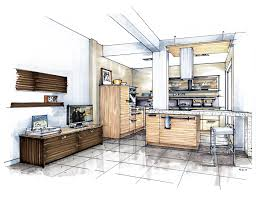 glamorous architecture sketch color photos of office plans free