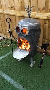 build a propane fire table diy propane tank fire pit gewoon schoon