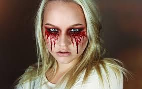Halloween Bloody Mary Costume Makeup Tutorial Easy Bloody Mary U2013 Halloween Nikkietutorials