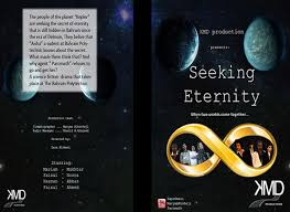 Seeking Planet Series Seeking Eternity Web Tv Series On Behance