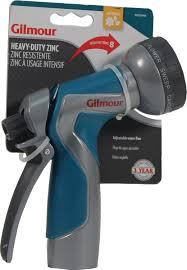amazon com gilmour 300gwr medium duty metal rear trigger nozzle
