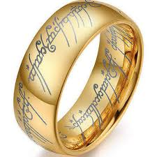 the one ring wedding band lord of the rings wedding ring wedding rings wedding ideas and