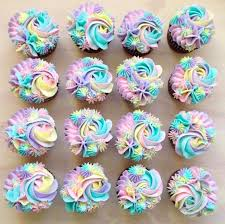 how to make unicorn inspired cupcakes popsugar food