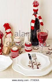 New Year Dinner Decorations by Table Setting And Decorations For Romantic Dinner With Candles