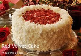 red velvet cake recipe thebakingpan com