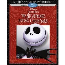 Nightmare Before Christmas Desk Set The Nightmare Before Christmas Blu Ray Dvd Walmart Com