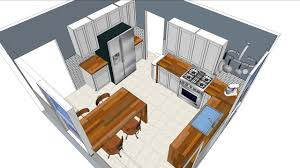 Sketchup Kitchen Design New Kitchen Designed In Sketchup Youtube