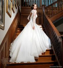 wedding dress lace back and sleeves turmec sleeve lace wedding dress open back
