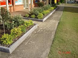 Garden Boarder Ideas Chic Design Inexpensive Landscape Border Ideas Garden Edging Some