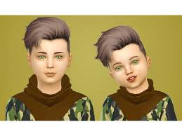 sims 4 kids hair ade craig hair for toddlers and kids the sims 4 download simsdom