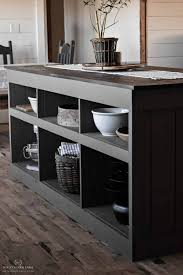 how to build a kitchen island with seating how to build a diy rustic farmhouse kitchen island rocky