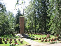file cemetery for world war ii veterans in hausjärvi finland jpg
