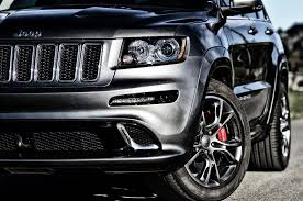 dark grey jeep come on show us your mg srt8
