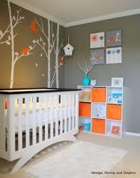 wohnideen kinderzimmer wandgestaltung babyzimmer ideen rosa teppich wanddeko graue wandfarbe wohnideen