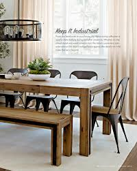 Living Spaces Sofa Table by Living Spaces Product Catalog Holiday 2016 Page 30 31