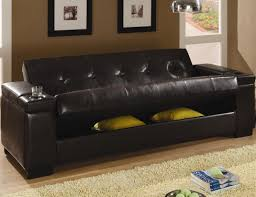 sectional sofa bed with storage logan futon with storage armrests andrew u0027s furniture and mattress