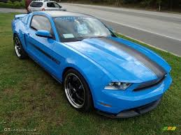 Black 2011 Mustang Gt 2011 Grabber Blue Ford Mustang Gt Cs California Special Coupe