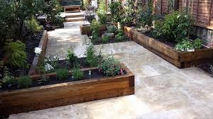 Garden And Patio Designs Five Collection Garden Patio Designs Pictures