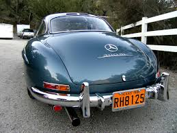 sold 1955 mercedes benz 300 sl gullwing scott grundfor company