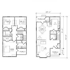 100 duplex floor plans single story apartments house plans