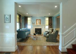 chevy chase md classic home bossy color annie elliott interior