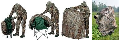 tent chair blind the camouflage tent a must accessory for wildlife