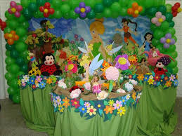 tinkerbell party supplies how to make a tinkerbell party theme tips kids party ideas