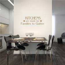 kitchens are made for families wall art decals kitchens are made for families wall art decal