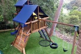 high quality forts u0026 outdoor play gyms aarons outdoor living