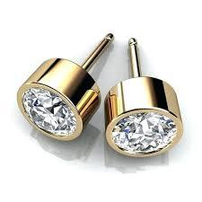 cool earrings for men diamond studs for men shop diamond stud earrings online union