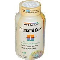 rainbow light just once prenatal one rainbow light women s multivitamin details can be found by