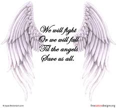 wing tattoos with quotes pictures to pin on