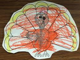 turkey in thanksgiving turkey in disguise fairbury public schools