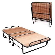 Folding Cot Bed 75 L X 36 W X 17 H Inch Home Folding Cot Bed Rs 7000 Id