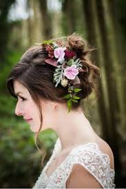 wedding flowers in hair best wedding flowers for hair photos 2017 blue maize
